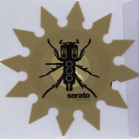 "Serato X Thud Rumble - Weapons of Wax #2 (Ninja) 1x 12"" Control Vinyl Gold"
