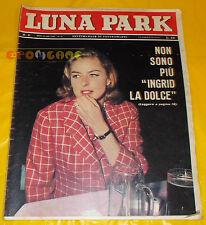 LUNA PARK 1964 n. 3 Ingrid Bergman, Tino Carraro