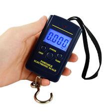 1x Mini électronique Digital LCD Balance Pèse Bagage Valise Poisson 40kg Cuisine