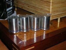 UPGRADE FEET FOR MARANTZ 6300 TURNTABLE METAL IRON SET OF 4 NEW