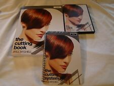 Paul Mitchell The Cutting System Set of DVDs, Book and Cards