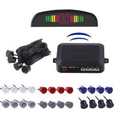 12V Universal Wireless Car Parking Rear Reverse Sensors Buzzer Radar LED Display