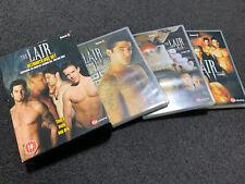 The Lair: Season 1-3 (PAL, Region 2) Gay Interest VAMPIRES, RARE