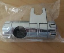 Grohe TYPE 25mm clamp bracket assembly / shower head holder chrome