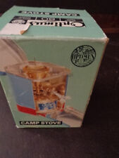 Vintage OPTIMUS 80 CAMP STOVE - camping hiking tailgating