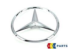 NUOVO Originale Mercedes Benz Classe E avvio Badge Emblema POSTERIORE STAR