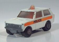 Vintage 1975 Matchbox No 20 Rolamatics Range Rover Police Patrol Truck