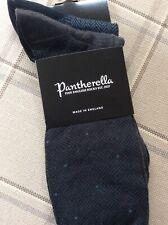BNIP Pantherella Merino Wool Socks - 3 Pairs - Size 7.5 - 9.5 Medium