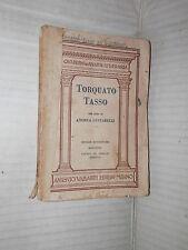 TORQUATO TASSO Andrea Gustarelli Vallardi 1939 Gerusalemme liberata Aminta di