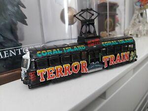 Corgi Blackpool Terror Tram Model
