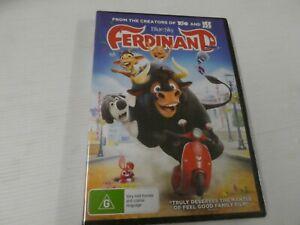 Ferdinand (DVD, Region 4) New & Sealed, TGBL2