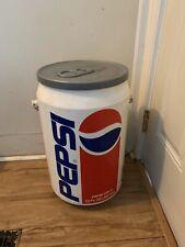 1990s Pepsi Cooler / Beach Seat