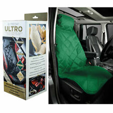 Front Car Seat Cover Forest Green Etech Ultro Plush Protector Mat Chair Cushion