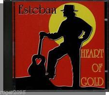 Esteban - Heart of Gold - New 2000 Guitar, Instrumental New Age Music CD!