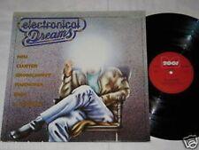 ELECTRONICAL DREAMS Neu Cluster Harmonia Eroc Grobschnitt LP Brain Rec. '75