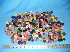 1710 COUNT!! New Sewing / Craft Project Buttons All shapes sizes & colors