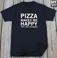 Funny Pizza T Shirt Pizza Lover Shirt Gifts for Him Her Christmas Birthday Gifts