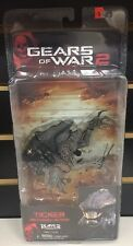 "TICKER -MOTORIZED ACTION- Gears of War 2 Video Game 7"" inch Figure Neca 2009"
