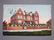 R&L Postcard: Convalescent Home, Wear Bay Folkestone,