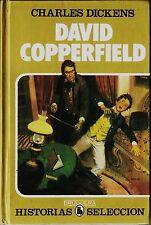 HISTORIAS SELECCIÓN Clásicos juveniles 16 (np 11) DAVID COPPERFIELD por J.JUEZ