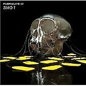 Fabriclive 52 : by ZERO T Brand new sealed Metal tin Case