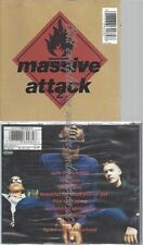 CD--ASTER-/ MASSIVE ATTACK--BLUE LINES - MIX