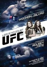 UFC 168 New DVD! Ships Fast!