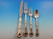 Rondo by Gorham Sterling Silver Flatware Set for 8 Dinner Service 32 Pieces