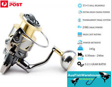 Fishing Reel 4000 Size. Best Value Spin Reels | Big Brand Quality | Strong Drag
