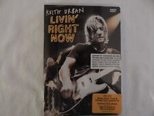 "KEITH URBAN ""LIVIN' RIGHT NOW"" BRAND NEW PROMO DVD! NEVER PLAYED!"