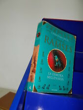 CHRISTIAN JACQ - RAMSES ** -  LA DIMORA MILLENARIA  - MONDADORI