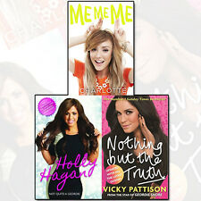 ME ME ME, Holly Hagan, Nothing But the Truth Collection 3 Books Set Pack NEW