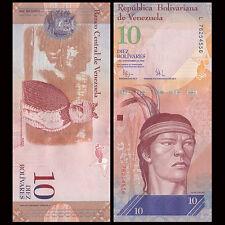 Venezuela 10 Bolivares, 2009-2014,  P-90, UNC