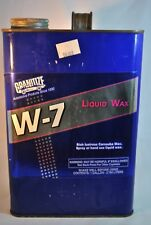 Granitize W-7 Automotive Polish- Silicone Liquid Wax