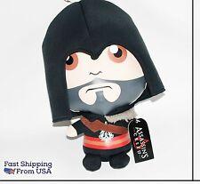 "Assassins Creed Brotherhood Ezio toy doll Stuffed figure 7"" NEW movie comic con"