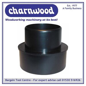 CHARNWOOD 100/75RC REDUCING CONE 100mm to 75mm
