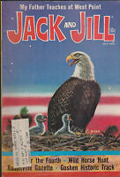 Jack and Jill Magazine Roger Redhair Patriotic Eagle  Cover July 1970