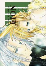 Final Fantasy 7 VII doujinshi Sephiroth x Cloud Lion Op