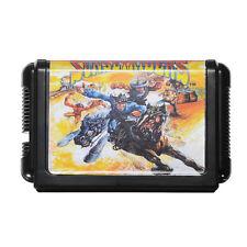 Sunset Riders 16 bit Sega MegaDrive Genesis Game Cartridge Mega Card 16bit