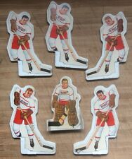 1970's Munro Table Hockey Players-Detroit Red Wings
