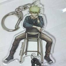 Danganronpa V3 Keychain Rantarou Amami Academy for Gifted Prisoner Game F/S