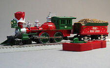 LIONEL DISNEY CHRISTMAS STEAM ENGINE & TENDER LIONCHIEF RC train 6-82716-E NEW