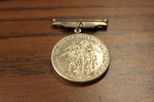 1939-1945 Voluntary Service Medal silver with bar no ribbon