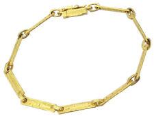 Lapponia Armband 585er Gelbgold 1978