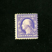 US Stamps # 341 Fresh OG LH Catalogue Value $275.00