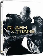 Clash of The Titans Premium Collection Steelbook Edition Blu-ray UK Exclusive