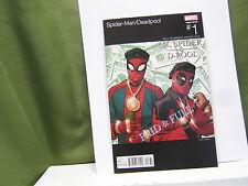 Spider-Man Deadpool  # 1  VF+  Hip-Hop Variant  first print  HOT