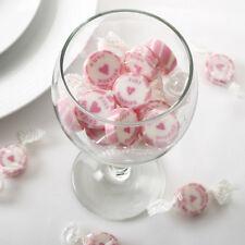 """Hochzeitsbonbons """"Just Married"""" pink 50 Stück – Gastgeschenk Hochzeit – Candybar"""