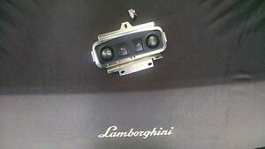 LAMBORGHINI MURCIELAGO LP640 / ROADSTER INTERIOR LIGHT SWITCH OEM 410947103