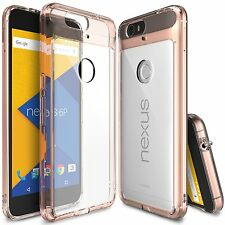 For Huawei Google Nexus 6P   Ringke [FUSION] Clear Shockproof Slim Case Cover